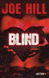 Buch-Cover, Joe Hill: Blind