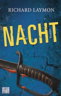 Buch-Cover, Richard Laymon: Nacht