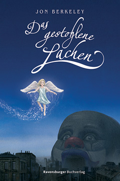 Buch-Cover, Jon Berkeley: Das gestohlene Lachen