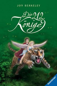 Buch-Cover, Jon Berkeley: Die 212 Könige