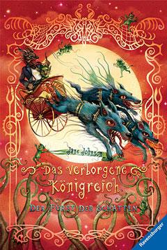 Buch-Cover, Jane Johnson: Der Fürst der Schatten
