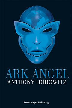 Buch-Cover, Anthony Horowitz: Ark Angel