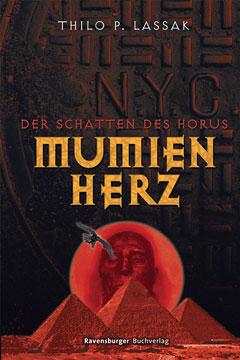 Buch-Cover, Thilo P. Lassak: Der Schatten des Horus
