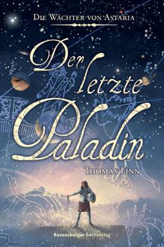 Buch-Cover, Thomas Finn: Der letzte Paladin