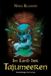 Buch-Cover, Nina Blazon: Im Land der Tajumeeren