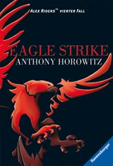 Buch-Cover, Anthony Horowitz: Eagle Strike