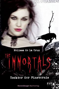 Buch-Cover, Melissa de la Cruz: Tochter der Finsternis