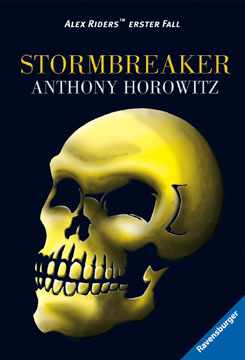 Buch-Cover, Anthony Horowitz: Stormbreaker