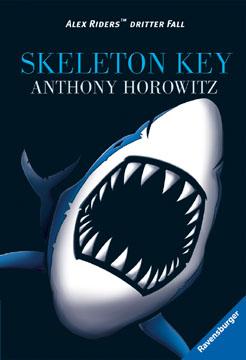 Buch-Cover, Anthony Horowitz: Skeleton Key