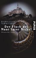 Buch-Cover, Violette Cabesos: Der Fluch des Mont-Saint-Michel