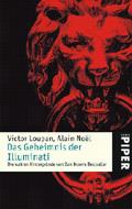 Buch-Cover, Victor Loupan: Das Geheimnis der Illuminaten