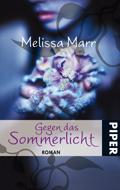 Buch-Cover, Melissa Marr: Gegen das Sommerlicht