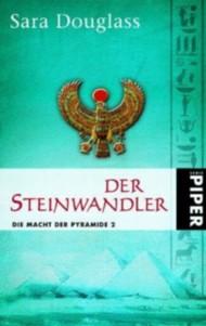Buch-Cover, Sara Douglass: Der Steinwandler