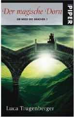 Buch-Cover, Luca Trugenberger: Der magische Dorn