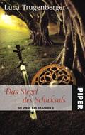 Buch-Cover, Luca Trugenberger: Das Siegel des Schicksals