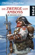 Buch-Cover, Thomas Plischke: Die Zwerge von Amboss