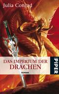 Buch-Cover, Julia Conrad: Das Imperium der Drachen
