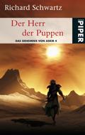 Buch-Cover, Richard Schwartz: Der Herr der Puppen