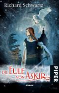 Buch-Cover, Richard Schwartz: Die Eule von Askir