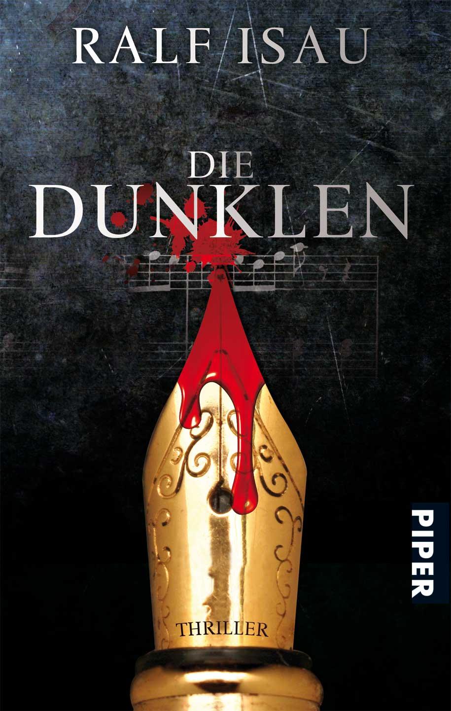 Buch-Cover, Ralf Isau: Die Dunklen