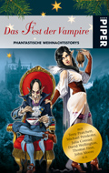 Buch-Cover, Carsten Polzin: Das Fest der Vampire. Phantastische Weihnachtsgeschichten