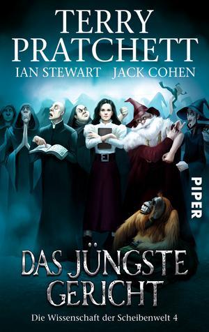 Buch-Cover, Jack Cohen: Das jüngste Gericht