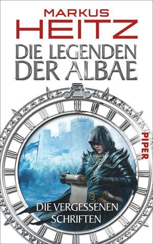 Buch-Cover, Markus Heitz: Die Vergessenen Schriften [Sammelband]