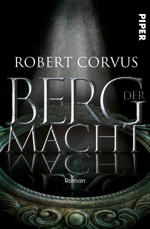 Buch-Cover, Robert Corvus: Berg der Macht