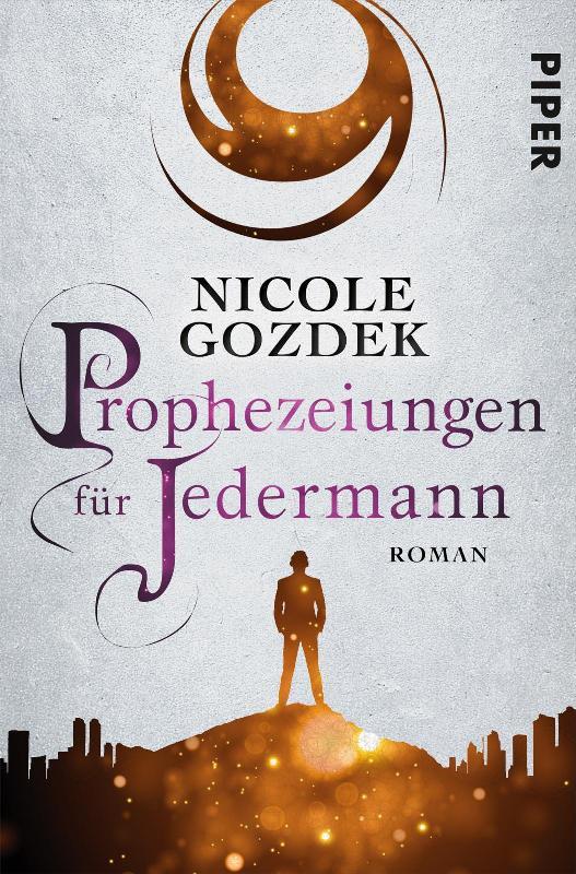 Buch-Cover, Nicole Gozdek: Prophezeiungen für Jedermann