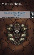 Buch-Cover, Markus Heitz: Unter den Augen Tzulans