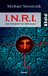 Buch-Cover, Michael Moorcock: I.N.R.I. oder Die Reise mit der Zeitmaschine