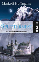 Buch-Cover, Markolf Hoffmann: Splitternest