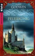 Buch-Cover, Parke Godwin: Der Feuerkönig