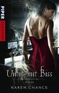 Buch-Cover, Karen Chance: Untot mit Biss