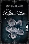 Buch-Cover, Monika Felten: Die Elfen des Sees