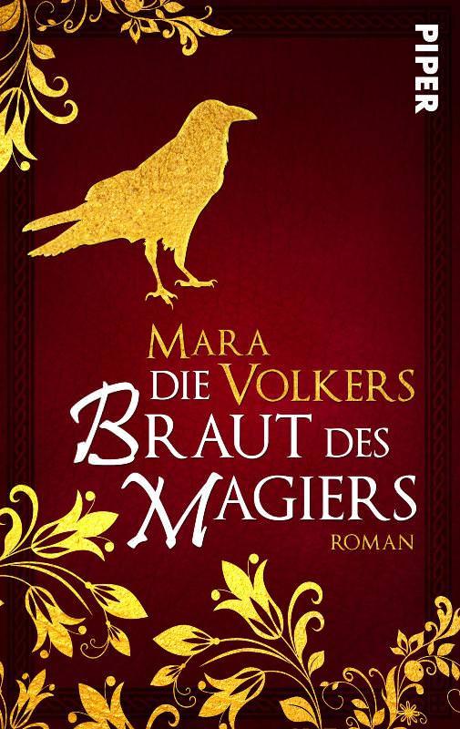 Buch-Cover, Mara Volkers: Die Braut des Magiers