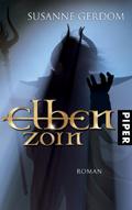 Buch-Cover, Susanne Gerdom: Elbenzorn