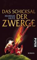 Buch-Cover, Markus Heitz: Das Schicksal der Zwerge