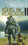 Buch-Cover, Karl-Heinz Witzko: Der König der Kobolde