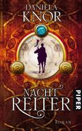 Buch-Cover, Daniela Knor: Nachtreiter