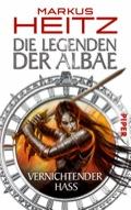 Buch-Cover, Markus Heitz: Vernichtender Hass