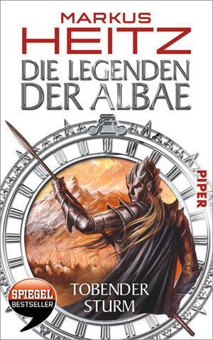 Buch-Cover, Markus Heitz: Tobender Sturm
