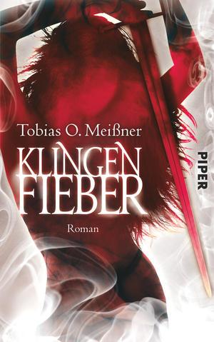 Buch-Cover, Tobias O. Meißner: Klingenfieber