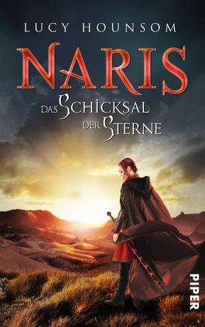 Buch-Cover, Lucy Hounsom: Naris. Das Schicksal der Sterne