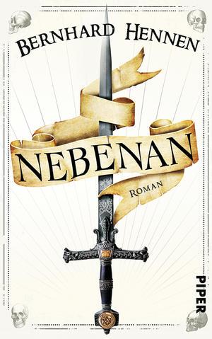 Buch-Cover, Bernhard Hennen: Nebenan