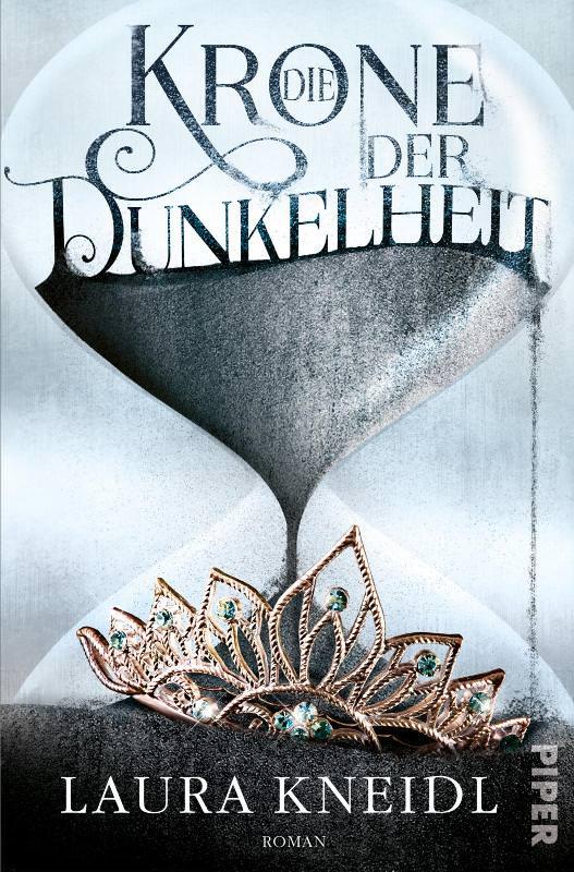 Buch-Cover, Laura Kneidl: Die Krone der Dunkelheit