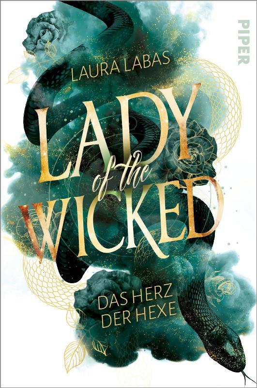 Buch-Cover, Laura Labas: Lady of the Wicked - Das Herz der Hexe