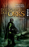 Buch-Cover, Michael Peinkofer: Der Schwur der Orks