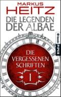 Buch-Cover, Markus Heitz: Die Vergessenen Schriften 1