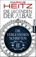 Buch-Cover, Markus Heitz: Die Vergessenen Schriften 2